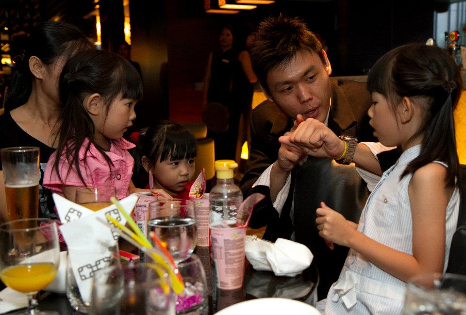 Alexander Yuen Children Magic Singapore